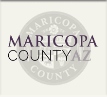 Maricopa County seal (grey)