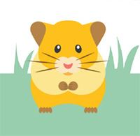 Hamster Graphic